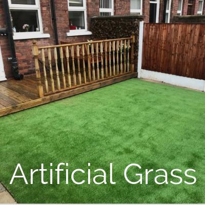 Garden Maintenance Services including Artificial Grass