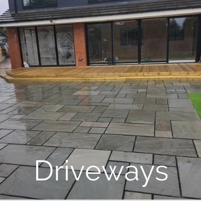 Garden Maintenance Services including Driveways