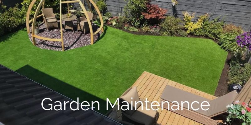 Garden Maintenance Services in Bolton and Surrounding Areas